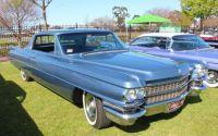 "Cadillac (Series 63) ""Coupé de Ville"" - 1963"