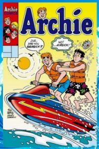 Archie #487 Summer Fun