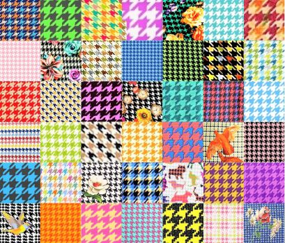 PATCHWORK HOUNDSTOOTH 4
