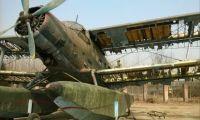 Abandoned plane AN-2V