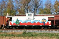 Christmas train 014