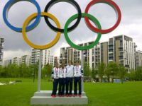 Olympic village london