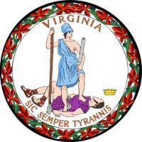 State Seal of Virginia