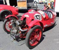 "Morgan ""Aero Super Sports"" - V-twin Three Wheeler - 1930"