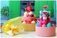 Sweet Marshmallow and Jelly Treats