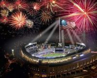4th of July at the Stadium