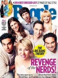 The Big Bang Theory on People Magazine