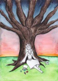 Somber Tree (large)