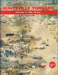 HUNTSVILLE TORNADO 1989