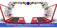 Today Is National Online Learning Day!!
