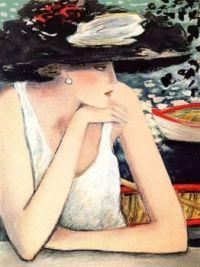 JeanPierre Cassigneul, 1935  Post Impressionist style painter