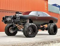 4x4 CHARGER [[[ BACK IN BLACK ]]]