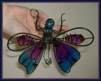 2021 - Seasonal - Spring - Garden - Butterfly 2 (Very Large)