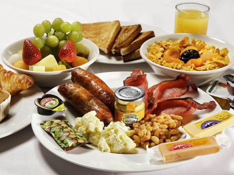London Breakfast