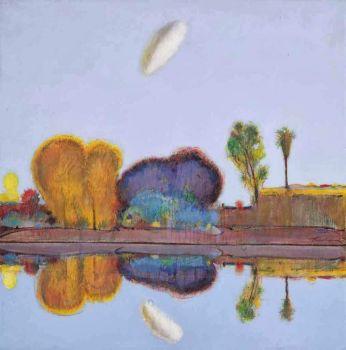 """Reflected Landscape"""