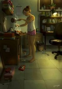 Magic of Living Alone - 1