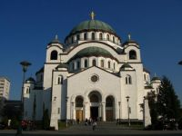 St Sava tempel Belgrade