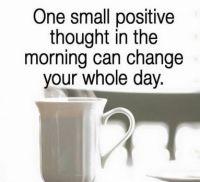 Good morning ☺