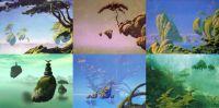 Roger Dean - Floating Islands