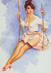 classic pinup girl 11