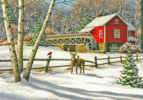 Christmas at Safalow Mill