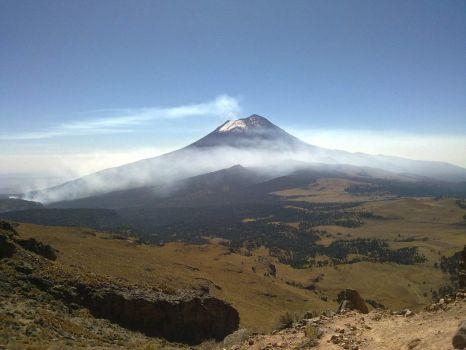 Popocatepetl #2