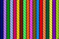Chevron Stripes!! ~ L