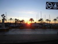 zonsopkomst Fuengerona Spanje