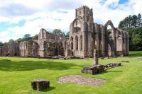 fountains abbey Grassington N Yorkshire