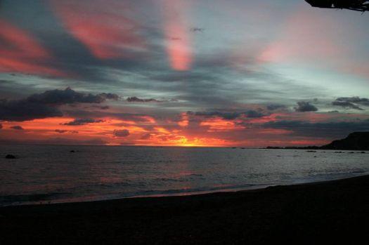 A New Zealand Sunrise