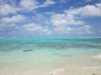 Rarotonga Beach-South Pacific-amazing colors!