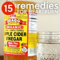 Organic rededies for Heartburn