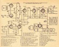 Tube amp schematic