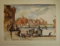 Brangwyn - Cowes Ferry, Isle of Wight