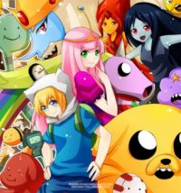 adventure time guys... Adventure time.