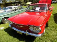 Corvair, 1960, Club Coupe.