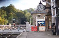 Grosmont Train Station