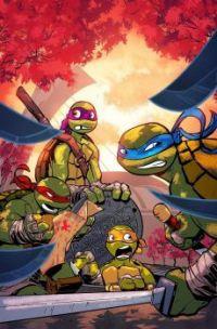 teenage mutant ninja turtles ☆ ~('▽^人)