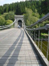 Stádlec most přez Lužnici