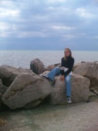 My summer hollyday in Caorle in Italy