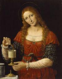 Andrea Solario (Italian painter,) Mary Magdalene