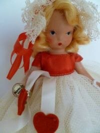 Storybook Doll Queen of Hearts