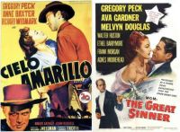 Cielo Amarillo ~ 1948 and The Great Sinner ~ 1949
