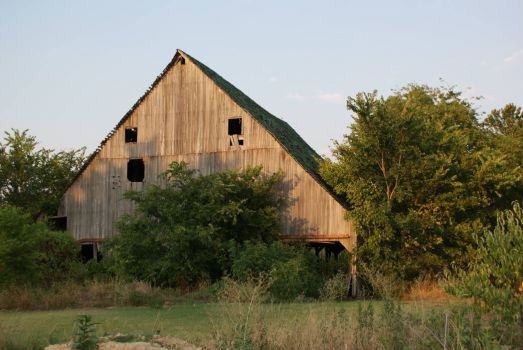 Old Barn repeat  -  July 11, 2012