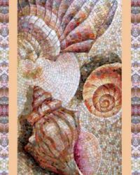 Sea Shells Mosaic