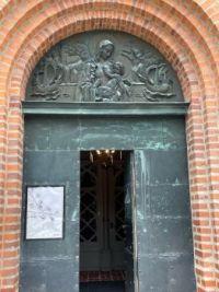 St. Mary's Church Ystad Sweden