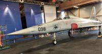 Swiss F-5 Tiger
