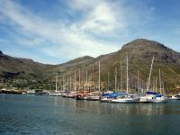 Hout Bay - South Africa (on our way to Seal Island)