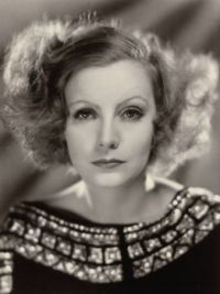 "Greta Garbo in ""Inspiration"" (1931)"