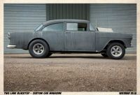 2 lane blacktop